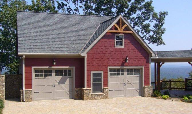 Apartment Over Car Garage Plans Better Garages