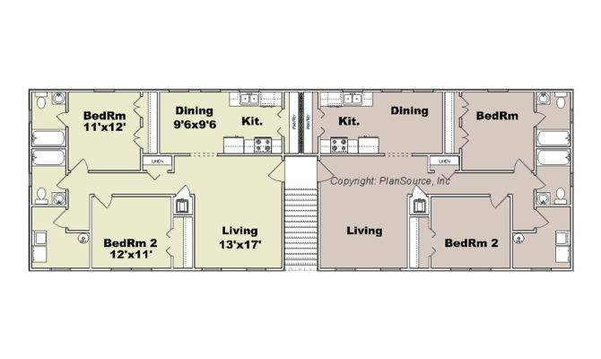 Apartment Plans Plex Pic Fly