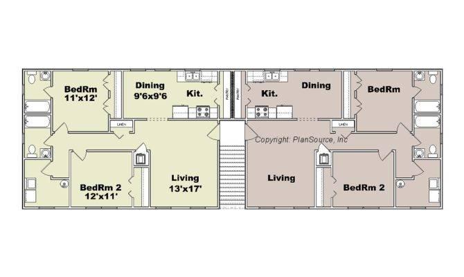 Apartment Plans Plex Pic Fly