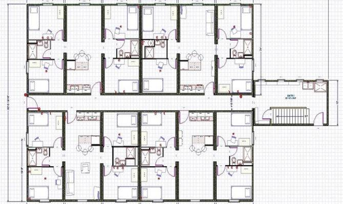 Apartment Plans Plex