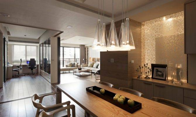 Apartment Retractable Interior Wall