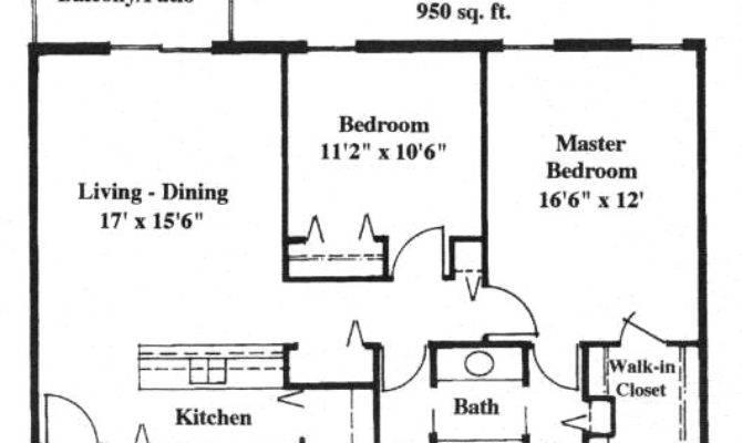 Apartment Square Feet