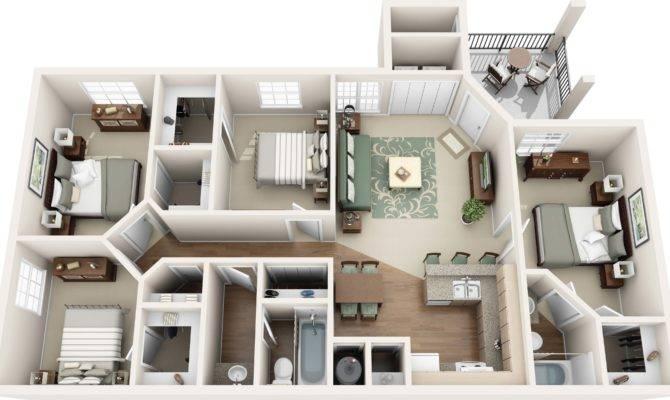 Apartments Bedrooms Marceladick