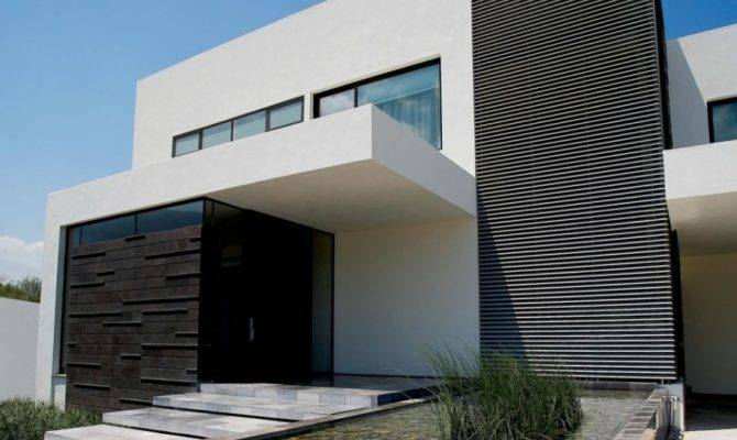 Apartments Modern Home Architecture Design Ideas