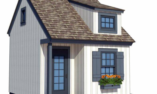 Aplaceimagined Traditional Playhouse Plans