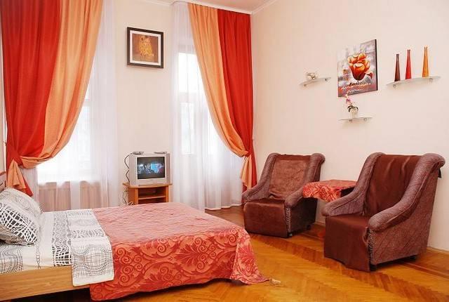 Appartamenti Kiev One Bedroom Cheap Apartment House Plans 99808