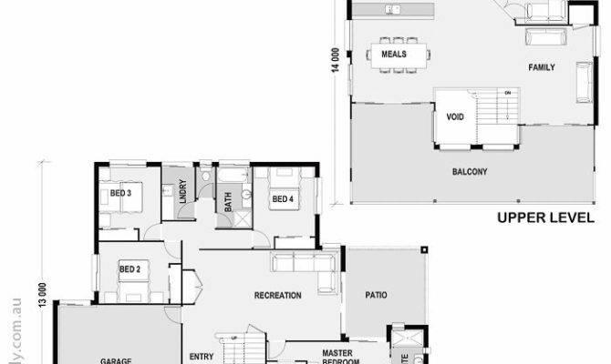 Appealing Highset House Plans Exterior Ideas