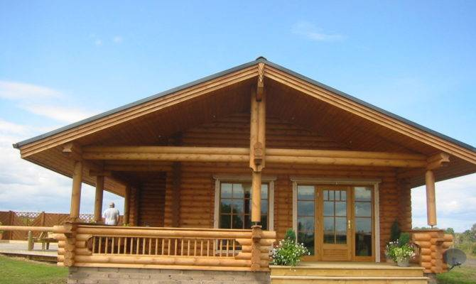 Appealing Log Cabin Style Mobile Home Design Ideas Erins Creative