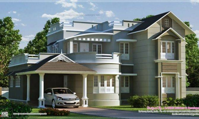 April Kerala Home Design Floor Plans Throughout