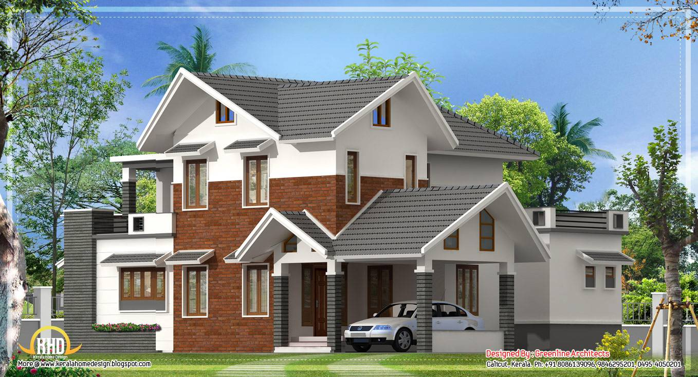 16 Cool Modern House Roof Design House Plans