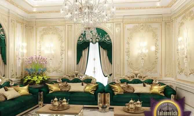 Arabic House Style Luxury Antonovich Design Katrina