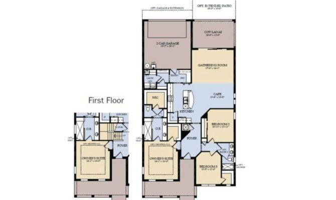 Arbordale Home Plan Pulte Homes Starkey Ranch