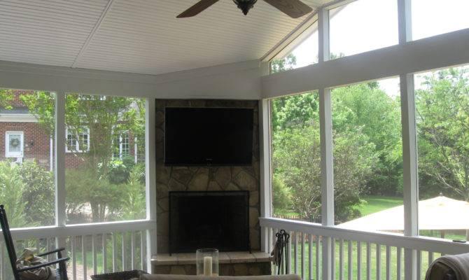 Archadeck Charlotte Decks Screen Porches Sun Rooms