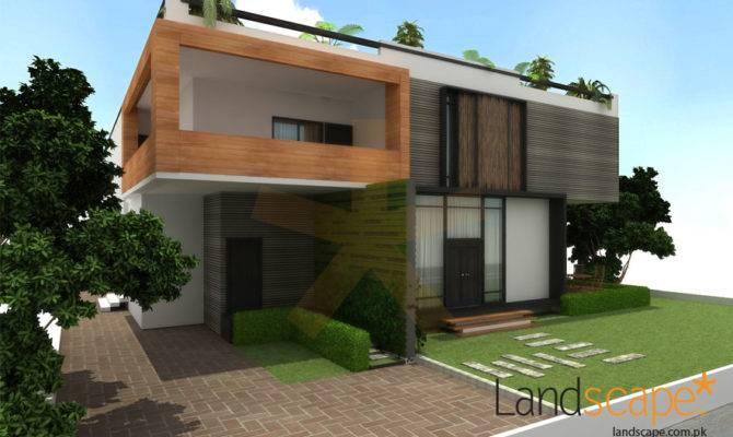 Architect Designed House Syd Landscape