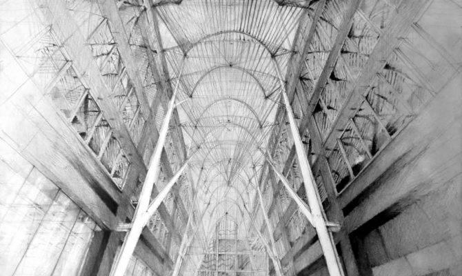Architect Santiago Calatrava Allen Lambert Galleria