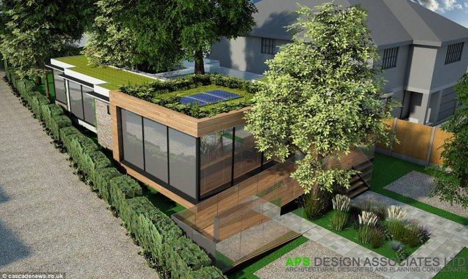 Architects Build Eco Friendly Home Around Trees Avoid