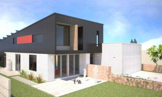 Architects Ideal House Passive Design