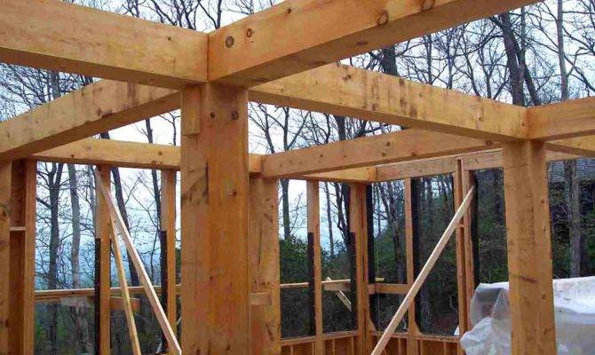 Architects Mountain Home Timber Frame Architect Custom