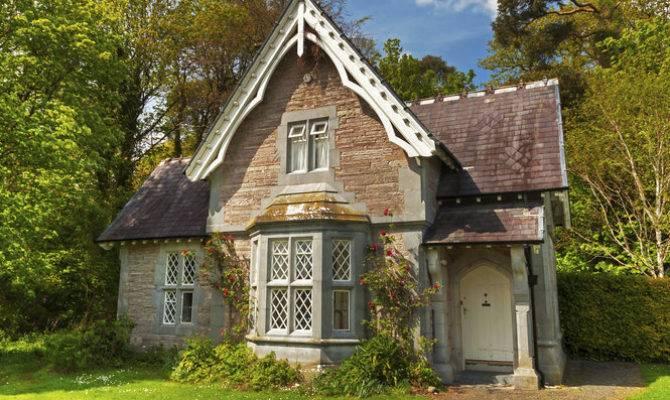 Architects Offer Irish Cottage Style Home Plans Cleveland