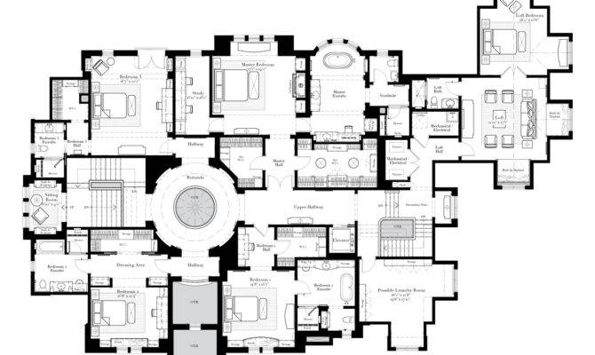 Architectual Pinterest Floor Plans Custom Homes