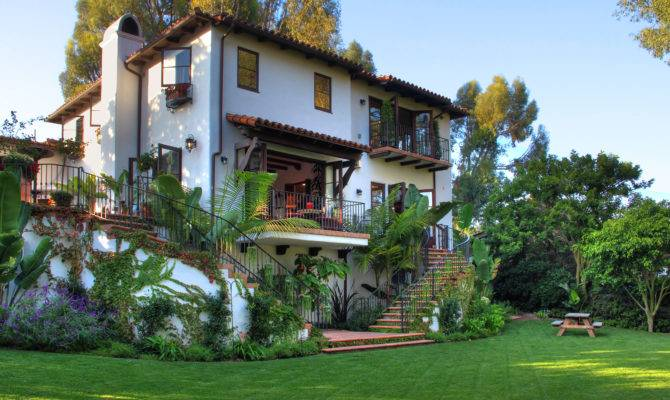 Architectural Design Spanish Colonial Home Cor