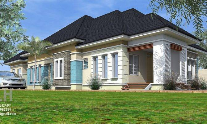 Architectural Designs Blacklakehouse Bedroom Bungalow