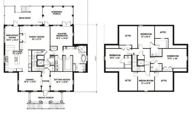 Architectural Designs Plans Homes Floor