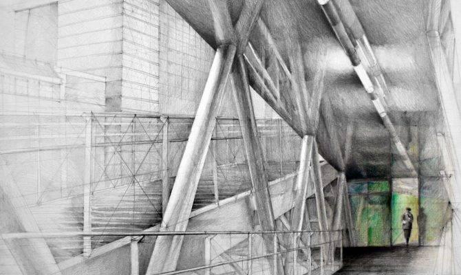 Architectural Drawings Klara Ostaniewicz