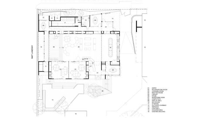 Architectural Floor Plan Designs Famous Architects