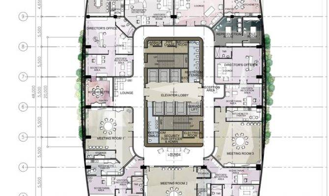 Architectural Floor Plans Home Deco