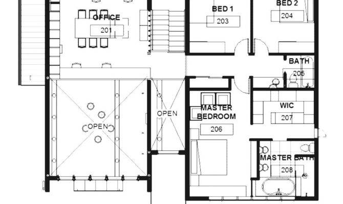 Architectural Home Design Plans