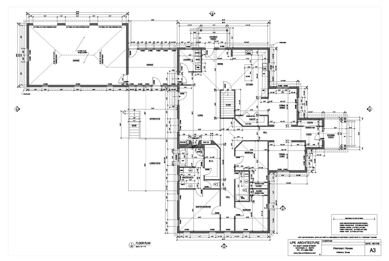 Architectural Home Plans House House Plans 38086