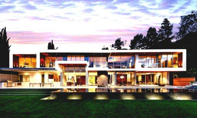 Architectural Homes Los Angeles