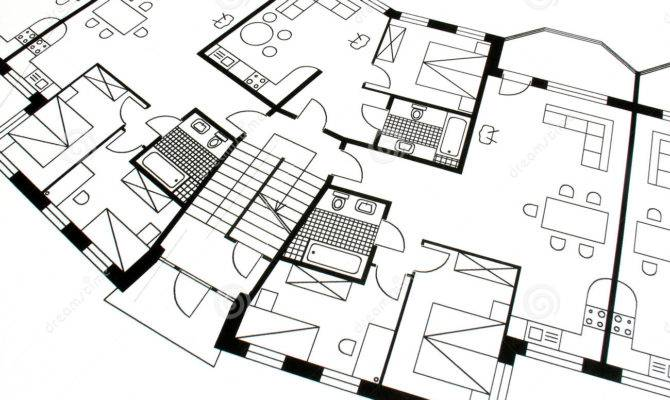 Architectural Plan Photography