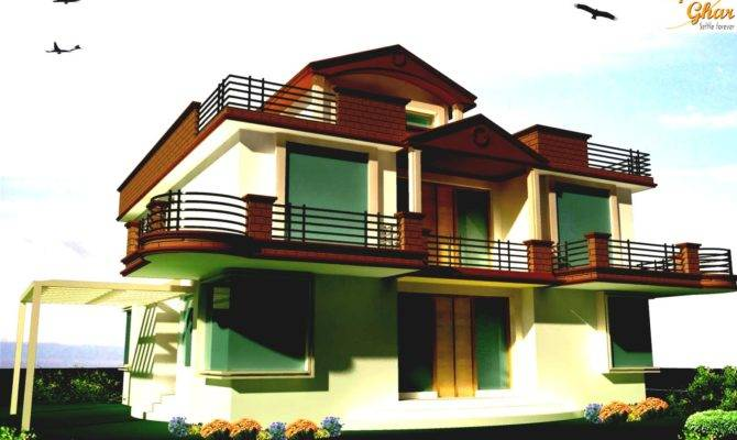 Architectural Plans Residential House Home Design Style