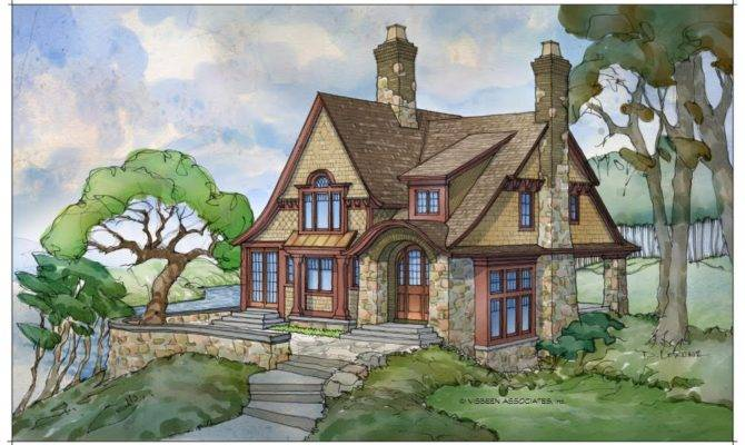 Architectural Tutorial Storybook Homes Visbeen Architects
