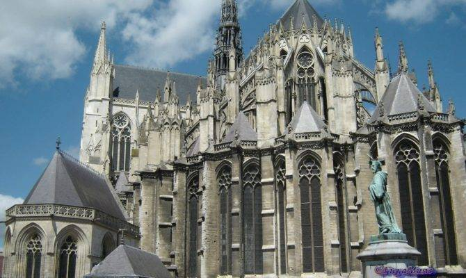 Architectural Wonders Cathedrals Churches Europe