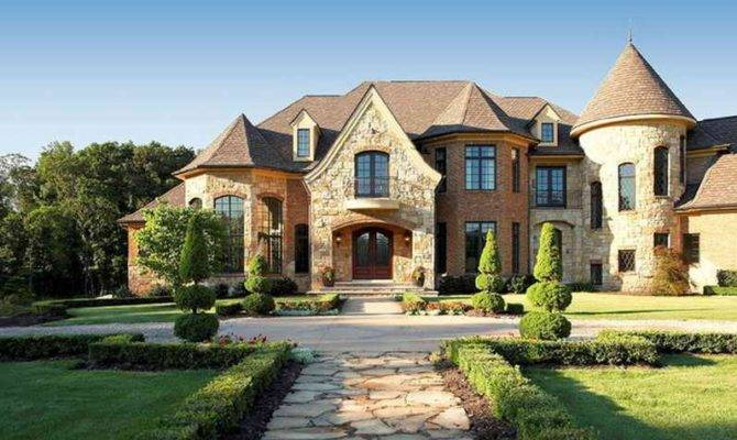 Architecture French Country House Plans One Story