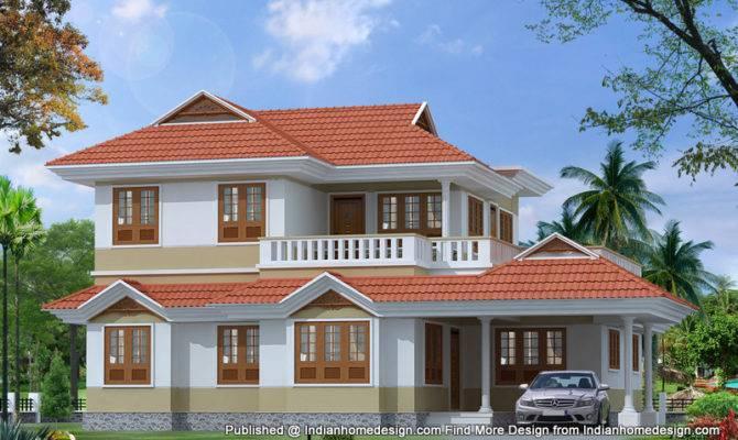 Architecture Homes Design Sqft Bedroom House