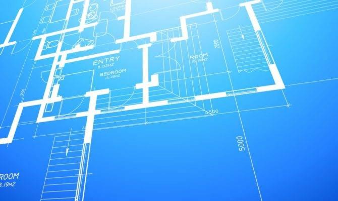 Architecture House Blueprints Cool