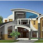 Architecture Kerala Square Feet Contemporary Style