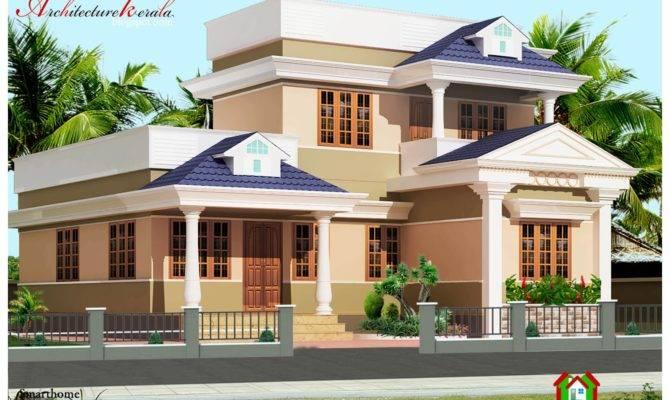 Architecture Kerala Style House Plan