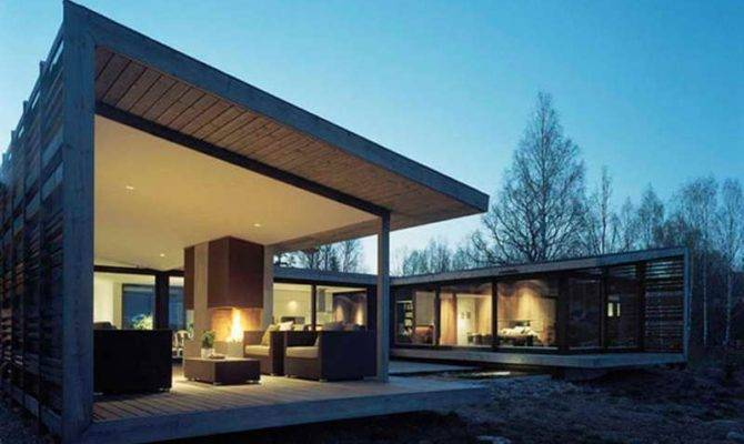 Architecture Ranch Architectural Style Modern