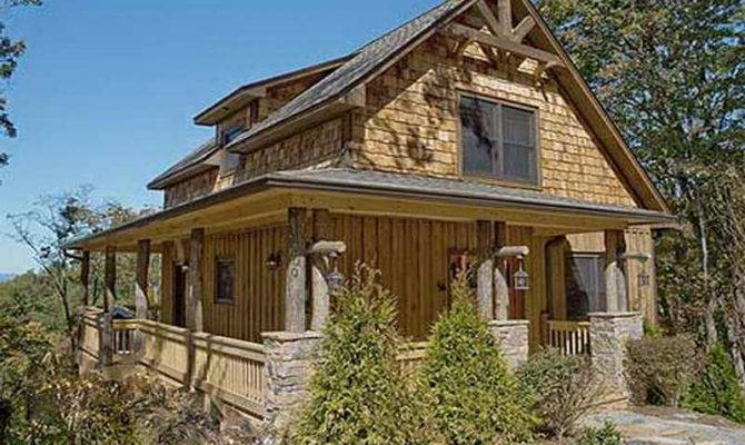 Architecture Small Rustic Home Plans