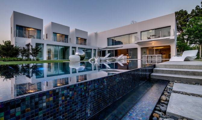 Architectures Outstanding Modern Villa Ramot Hashavim