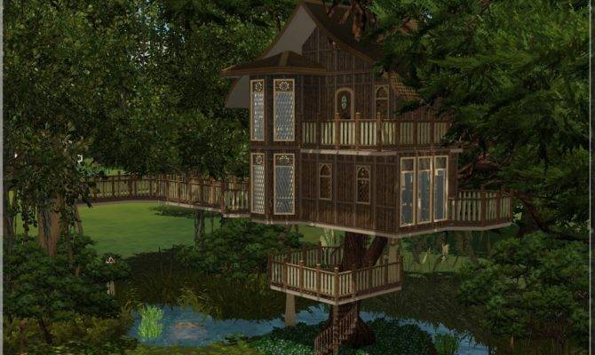 Arda Sims Tree House