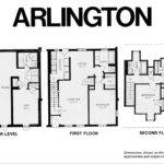 Arlington Floorplan Fairlington Condos