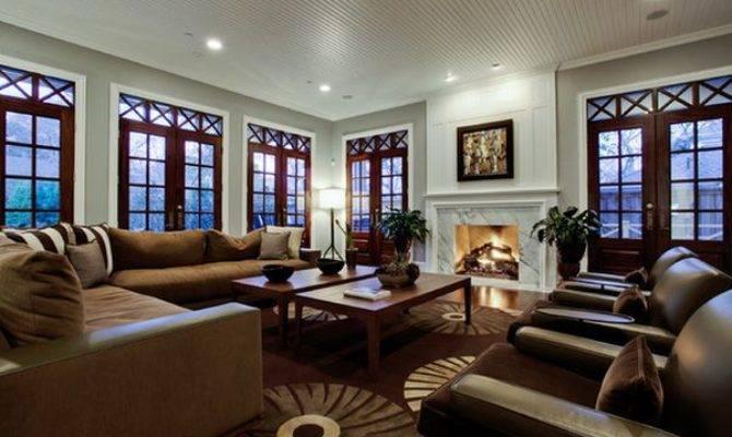 Arrange Furniture Large Living Room