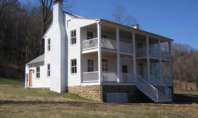 Arritt Farm House Virginia Potts Creek Residence