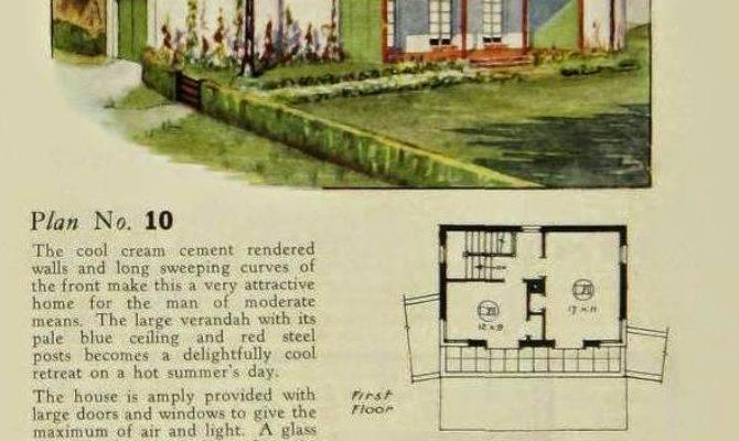 Art Deco Home Floor Plans